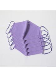 Masca protectie bumbac X2072 set 5 bucati