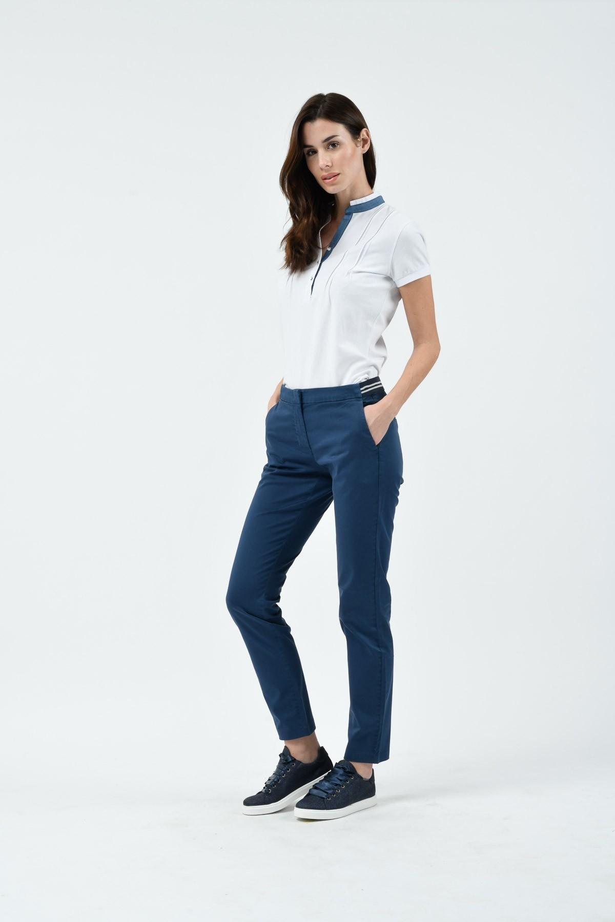 Pantaloni Femei InvidiaUomo CRISTIN118
