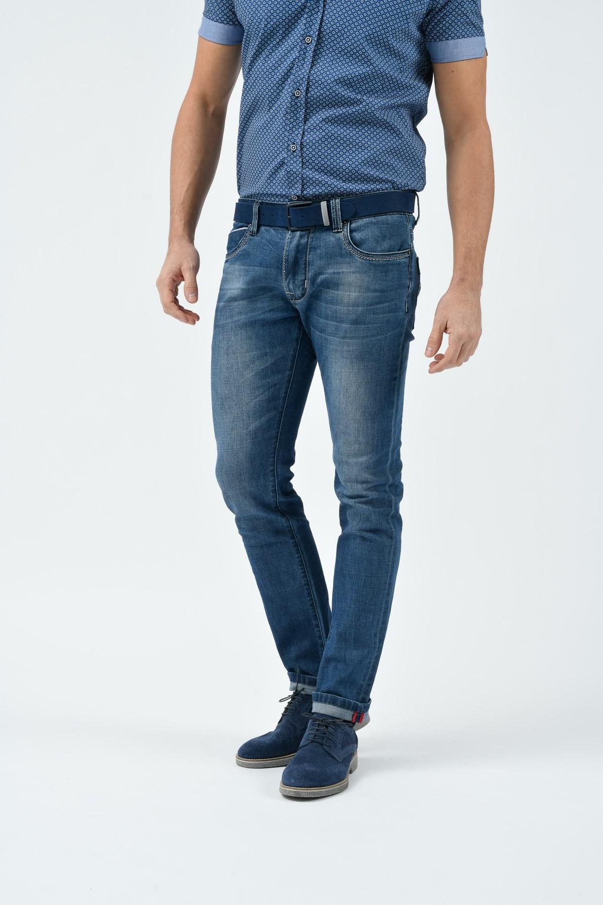 Pantaloni Barbati InvidiaUomo J5T 118