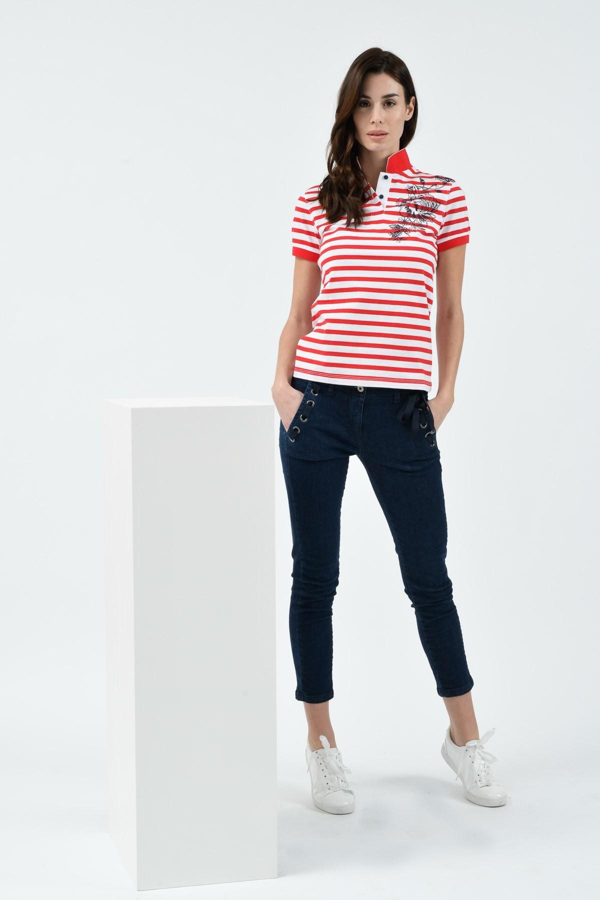 Pantaloni Femei InvidiaUomo JD_118