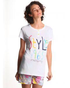 Pijama Jolidon PJ646 ALB