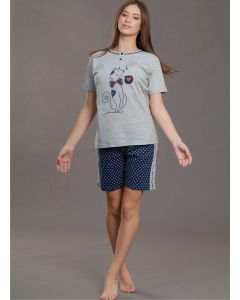 Pijama Jolidon PJ773 BLU
